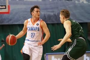Баскетбольная Самара проведет первые матчи полуфинальной серии в чемпионате Суперлиги-1
