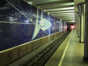 Самарцы стали аккуратней вести себя в вагонах метро