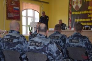 Транспортный ОМОН Управления Росгвардии по Самарской области отметил день рождения