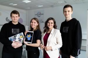 К 60-летию полета Юрия Гагарина в Самарском университете разработали космический квест для смартфонов