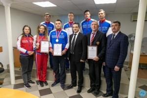 В Турции самарские спортсмены завоевали 5 медалей.