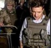 """Он считает, что все, у кого есть власть, """"должны быть в Донбассе, хотя бы по очереди"""", для поддержки украинских бойцов."""