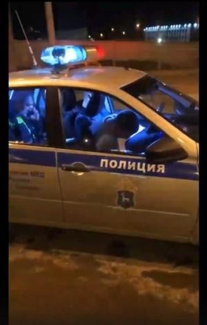 В Самаре по сообщению в соцсетях выявили незаконный автопробег