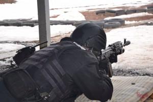 В Управлении Росгвардии по Самарской области состоялся чемпионат по стрельбе из боевого ручного стрелковогооружия
