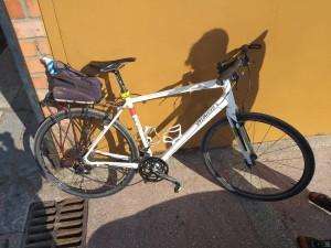 В Тольятти велосипедист попал под легковушку