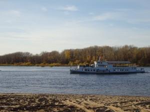 Опубликовано расписание движения судов на маршруте Самара-Рождествено