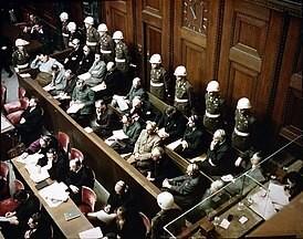 Большинство россиян моложе 24 лет ничего не знает о Нюрнбергском процессе