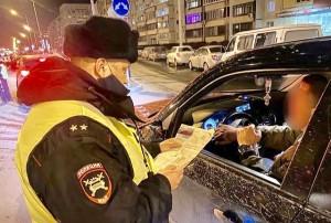 В Самарской области снова будут искать пьяных водителей