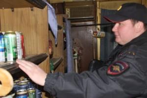 В Тольятти за три месяца текущего года выявили более 23 фактов реализации алкоголя подросткам