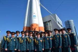В Самаре росгвардейцы создали видеоролик ко Дню космонавтики