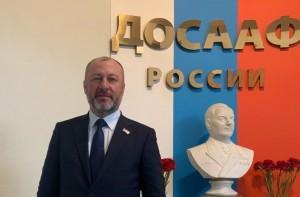 Руководителем реотделения ДОСААФ России стал депутат Самарской гордумы Александр Чернышев