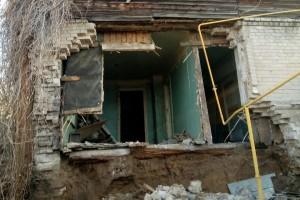 В центре Самары снова обвалилась стена дома
