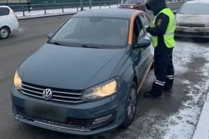 Полицейские взяли под особый контроль нарушения ПДДавтомобилистами, осуществляющими передвижение на арендованных автомобилях.