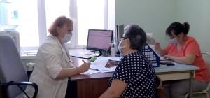 Мультидисциплинарная бригада специалистов проконсультировали более 50 жителей Хворостянского района.