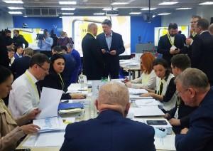 Дмитрий Азаров принимает участие в семинаре-совещании по подготовке к совместному заседанию Президиума Госсовета РФ и Агентства стратегических инициатив.