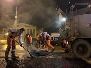 В Самаре дороги будут ремонтировать по новым стандартам