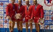 Сотрудник УФСИН России по Самарской области стал чемпионом России по самбо