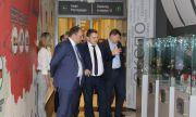 Белорусская делегация посетила«Жигулевскуюдолину»