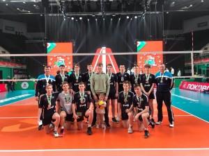 В игре за 3 место команда Новокуйбышевска победила Уфу, став бронзовым призером.
