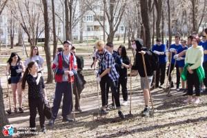 Молодёжь Самары поможет привести город в порядок