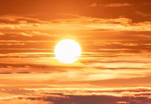 На солнце произошла уникальная вспышка