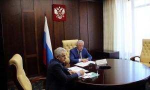 В режиме видеоконференцсвязи рассмотрены обращения жителей Марий Эл, Самарской и Саратовской областей.