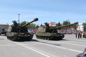 В Самаре пройдет выставка военной техники, участвующей в параде 9 мая