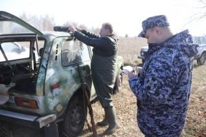 В Самарской области выявлены охотники-нарушители