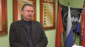 Председатель городского совета ветеранов войны и труда, вооруженных сил и правоохранительных органов Самарыо Послании Путина.