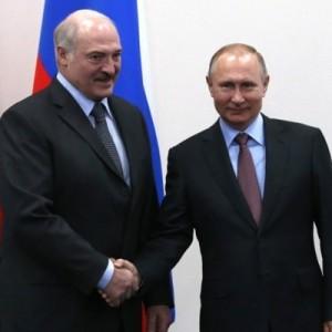 Путин проведет сегодня переговоры с Лукашенко