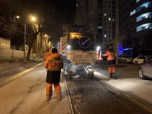 В Самаре улицу Луначарского отремонтируют до конца лета