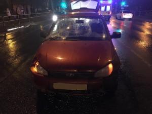 В Тольятти водитель сбил пешехода