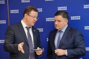 Единая Россия проведет широкое обсуждение предвыборной программы с жителями регионов и экспертами