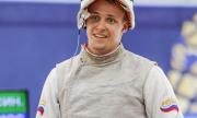 Рапирист Кирилл Бородачёв выиграл чемпионат России