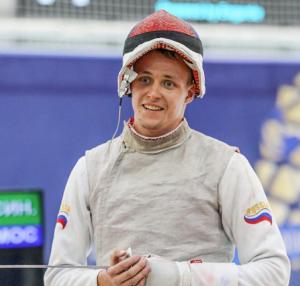 Он впервые выиграл титул чемпиона России в личном зачете.