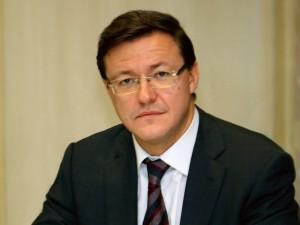 В субботу, 24 апреля, губернатор Дмитрий Азаров работает в Москве.