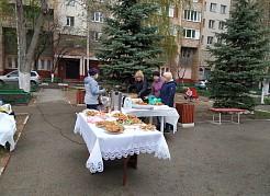 Сегодня в Самаре во Всероссийском субботнике приняло участие более 56 тысяч человек.