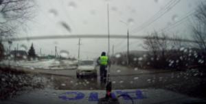 Водителя из Жигулевска  от управления автомобилем и теперь ему грозит лишение свободы