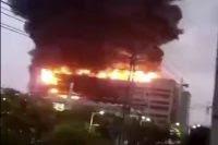 В Китае сгорел завод поставщика корпусов iPad и MacBook, есть погибшие
