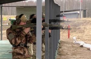 Самарская сборная стала призером чемпионата Приволжского округа Росгвардии по стрельбе из боевого ручного стрелкового оружия