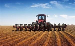В текущем году весенние полевые работы начались 13 апреля.