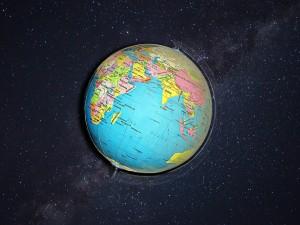 Климатические изменения смещают земную ось