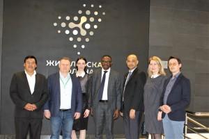 Жигулевская долина налаживает партнерство со странами Западной Африки