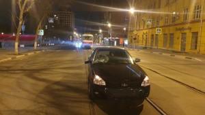 В Самаре молодой водитель сбил девочку-подростка
