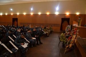 Cамарские росгвардейцы приняли участие во Всероссийской акции Диктант Победы»