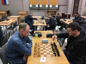 В Самаре полицейские приняли участие в шахматном турнире