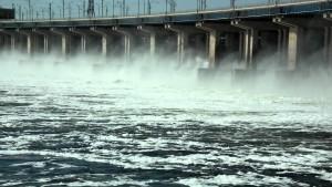 Ежегодный сброс воды Волжской ГЭС оказывает влияние на уровень паводковых вод.