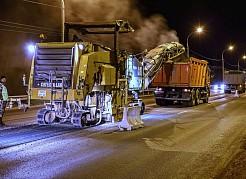 Завершить ремонтЮжного шоссе запланировано к началу июля текущего года.