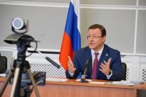 В 2021 году в Самарской области только по нацпроекту запланировано благоустроить ещё 295 дворов и 156 общественных территорий.