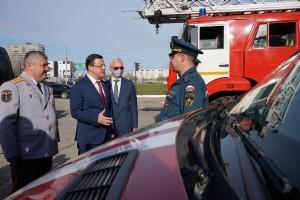 30 апреляСамарская область вместе со всей страной отмечает День пожарной охраны России.